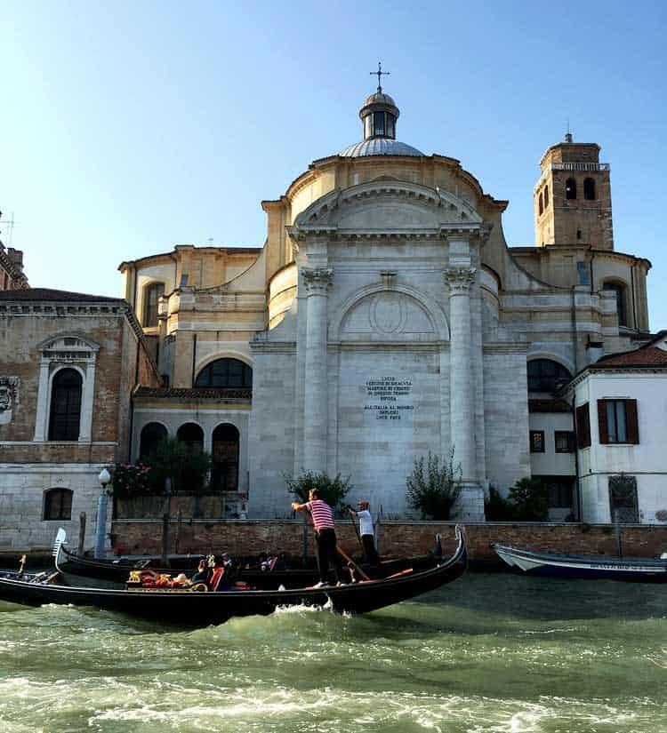 Church of San Geremia, Venice