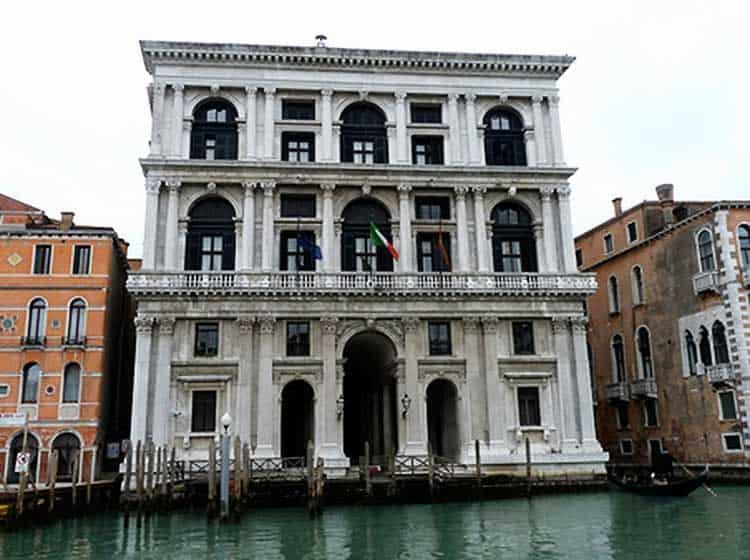 The Palazzo Grimani, Venice