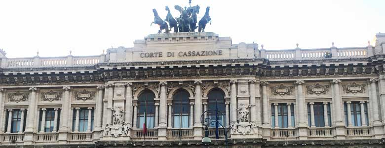 Italian courthouse