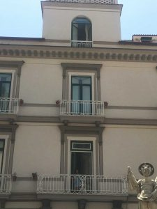 windows in Italy