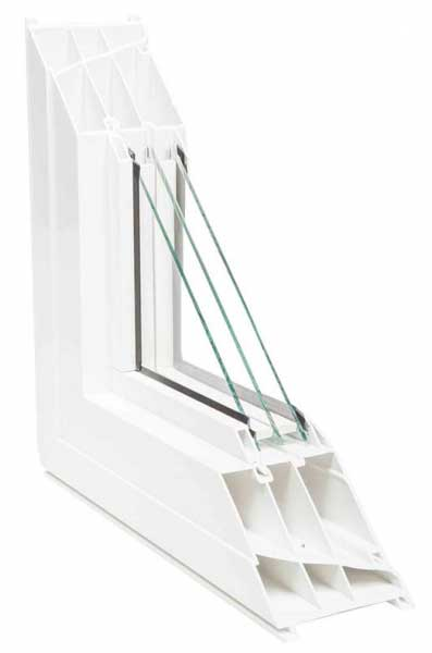 Trend - triple glazing