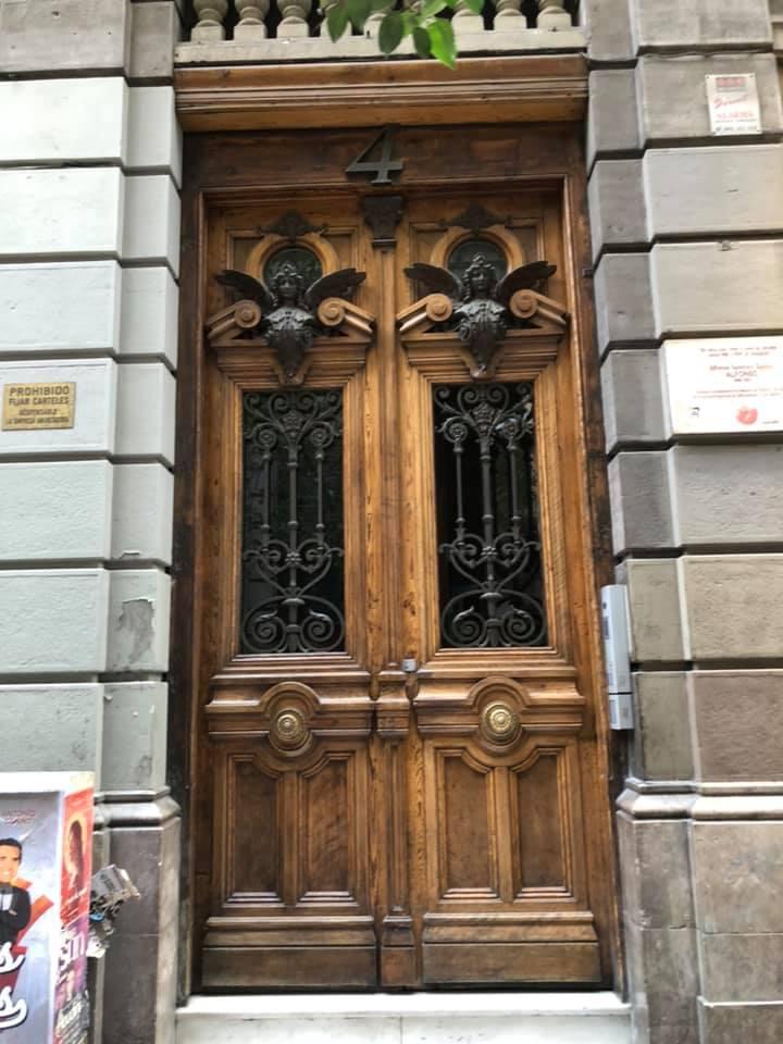 Doors of Spain